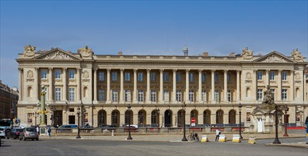 Hôtel de la Marine, Paris