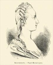 Marie-Antoinette.