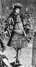 La vie à la Cour de Louis XIV.