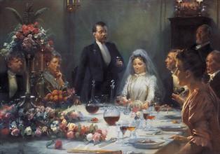 Henningsen, A Wedding Toast