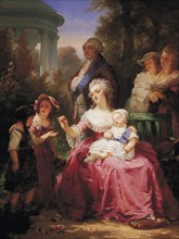 Muller, The French Royal Family