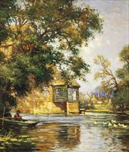 Blacklock, The Mill Pond