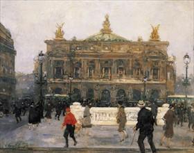 Charlet, L'Opéra de Paris