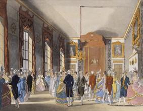 Ackermann, A Drawing Room