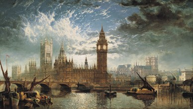 Anderson, The Houses of Parliament