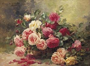Lavault, Roses