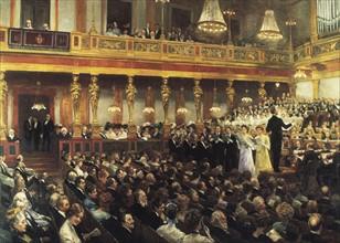 Mandlick, The Vienna Opera