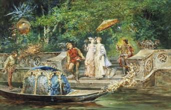 Marchetti, The Royal Visit