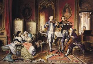 Schweninger, A Musical Interlude