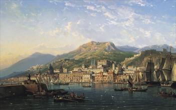 Kuwasseg, Messina Harbour