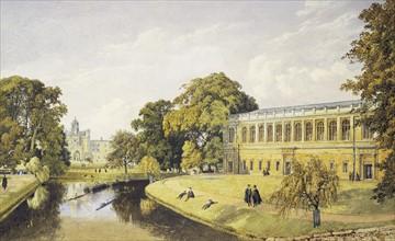 Rudge, Trinity College at Cambridge University