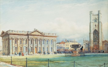 Rudge, The Senate House at Cambridge University