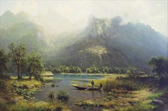 Schultze, A Bavarian Lake