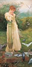 Jonhson, Feeding the Doves
