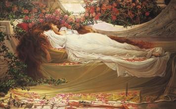 Spence, The Sleeping Beauty