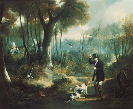 Jones, Pheasant Shooting in the Forest