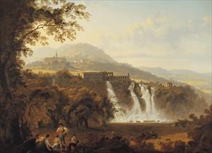 Ibbetson, The Villa of Marcenas and the Falls of Anio