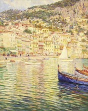 Coppens, Villefranche on the French Riviera