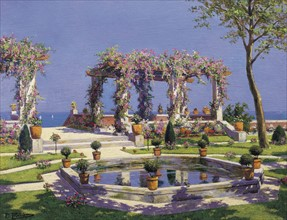 Garnier, Seaside Pergola