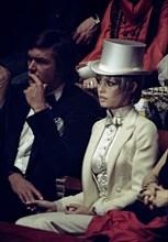Patrick Gilles et Brigitte Bardot