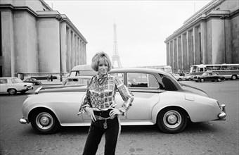 Mireille Darc, 1967
