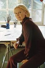 Michèle Morgan (1974)