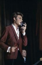 Johnny Hallyday en concert, 1964