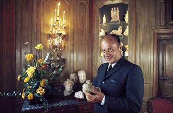 Pierre Balmain, 1968