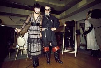 Karl Lagerfeld, 1977