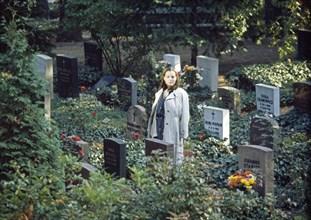 Romy Schneider, 1977