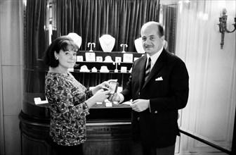 Régine, 1964