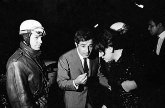 Richard Anthony et Régine, 1965