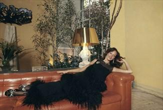 Marisa Berenson, 1973