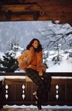 Marisa Berenson, 1974