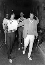 Annabel Buffet et Bernard Buffet
