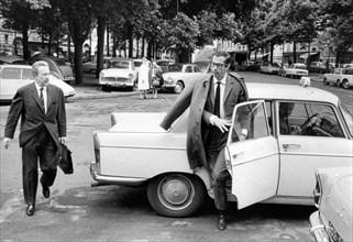 Roger Vadim, 1963