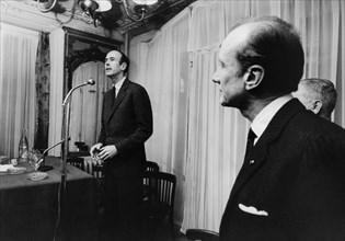 Valéry Giscard d'Estaing, 1967