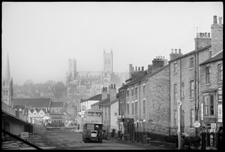 St Mary's Cathedral Church, Minster Yard, Lincoln, Lincolnshire, c1955-c1980