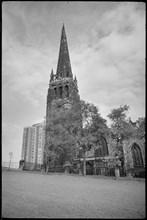 St Stephen's Church, Brunel Terrace, Low Elswick, Newcastle Upon Tyne, c1955-c1980