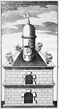 The Hermetic Vessel, c1760. Artist: Anon