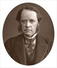 Lyon Playfair, Scottish chemist and politician, 1877. Artist: Lock & Whitfield