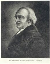 Sir Frederick William Herschel, 1800s. Artist: Unknown