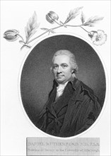 Daniel Rutherford, late 18th century. Artist: Unknown