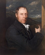 Richard Trevithick, English engineer and inventor, 1816. Artist: John Linnell