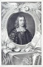 Thomas Willis, physician, 1742. Artist: George Vertue