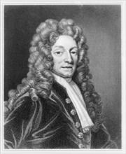 Sir Christopher Wren, English architect, c1680. Artist: Unknown