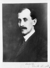 Orville Wright, 1903. Artist: Unknown