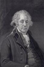 Matthew Boulton, engineer and industrialist, c1801. Artist: William Sharp