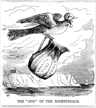 'The Jug of the Nightingale', 1854. Artist: Unknown