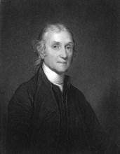 Joseph Priestley, English chemist and Presbyterian minister, 1835. Artist: Unknown